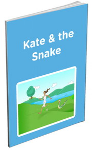 Kate & Snake