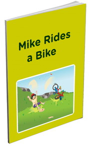 Mike Rides a Bike