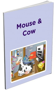 Mouse Cow