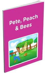 Pete, Peach & Bees