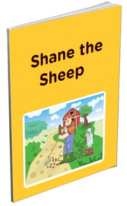 Shane the sheep