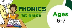 first grade phonics worksheets