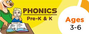 preschool and kindergarten phonics
