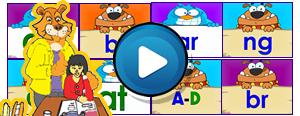 first grade phonics videos