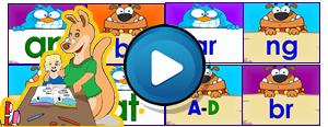 kindergarten phonics videos