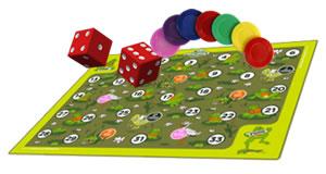 phonics board game