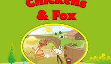 Fox-chickens
