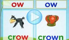 ow-au-ow-vowels