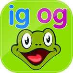 Kindergarten Level 2 Phonics App