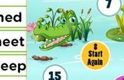 ee-een-eep-eed-eek-eet-crocodile