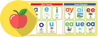 phonics vowel games